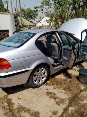 BMW 325i 2002 Silver | Cars for sale in Abuja (FCT) State, Kubwa