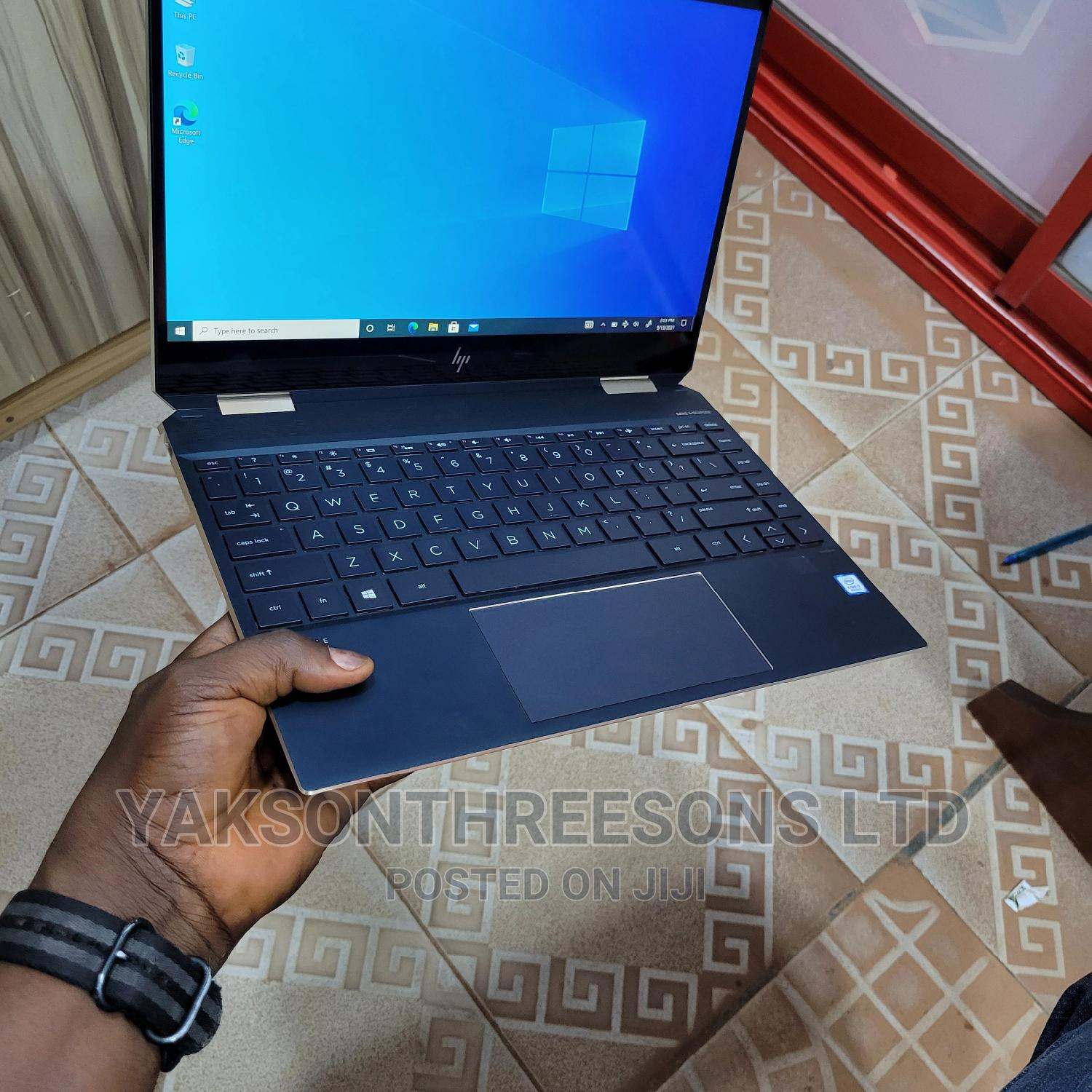 Laptop HP Spectre X360 13 16GB Intel Core I7 SSD 512GB | Laptops & Computers for sale in Wuse, Abuja (FCT) State, Nigeria