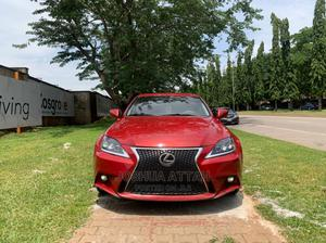 Lexus IS 2006 250 AWD Red | Cars for sale in Abuja (FCT) State, Wuse 2