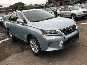 Lexus RX 2012 Blue   Cars for sale in Lagos State, Amuwo-Odofin