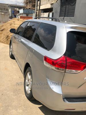 Toyota Sienna 2012 Silver | Cars for sale in Lagos State, Amuwo-Odofin