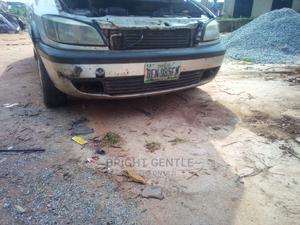 Opel Zafira 2001 2.0 Silver | Cars for sale in Ogun State, Sagamu