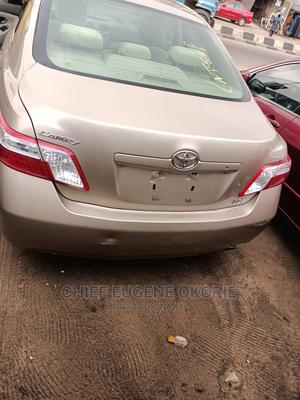 Toyota Camry 2008 Hybrid Gold | Cars for sale in Lagos State, Ikotun/Igando