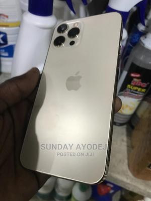 Apple iPhone 12 Pro Max 128 GB Gold | Mobile Phones for sale in Lagos State, Alimosho