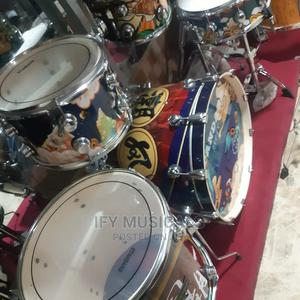 Standard Complete 5 Set Drum   Musical Instruments & Gear for sale in Lagos State, Ojo