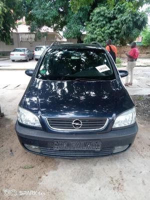 Opel Zafira 2007 1.8 Blue | Cars for sale in Lagos State, Oshodi