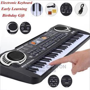 61 Keys Piano Digital Music Electronic Keyboard Keyboard   Toys for sale in Lagos State, Ikoyi