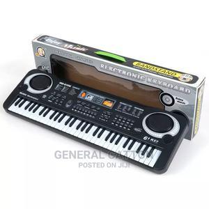 61 Keys Digital Music Electronic Keyboard   Toys for sale in Lagos State, Ikoyi