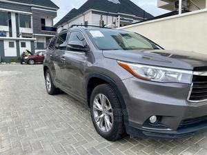 Toyota Highlander 2015 Green | Cars for sale in Lagos State, Lekki