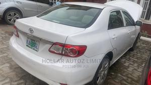 Toyota Corolla 2011 White   Cars for sale in Lagos State, Ajah
