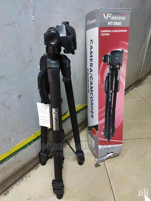 WEIFENG WT-3560 Camera Tripod Stand | Accessories & Supplies for Electronics for sale in Lagos State, Mushin