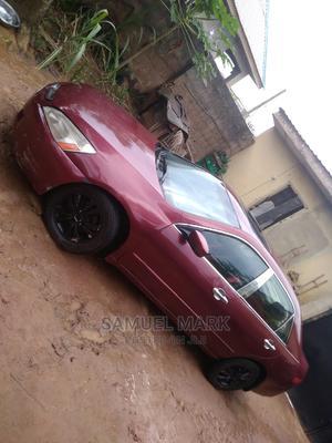 Honda Accord 2004 Red | Cars for sale in Lagos State, Ikorodu