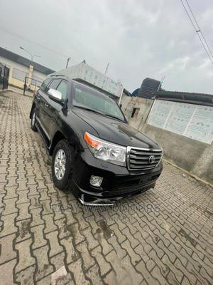 Toyota Land Cruiser 2008 4.5 V8 VXR Black | Cars for sale in Lagos State, Lekki