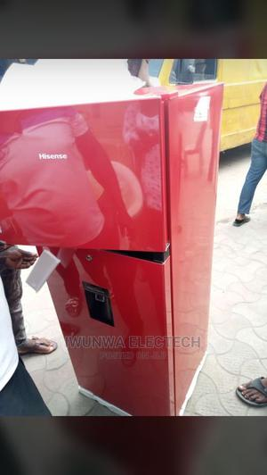 Hisense Double Door Refrigerator   Kitchen Appliances for sale in Lagos State, Ajah