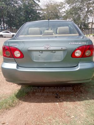 Toyota Corolla 2005 LE Green | Cars for sale in Abuja (FCT) State, Asokoro