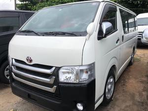 Toyota Regiusace 2010 White | Buses & Microbuses for sale in Lagos State, Apapa
