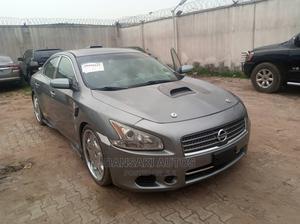 Nissan Maxima 2009 SV Gray | Cars for sale in Lagos State, Oshodi