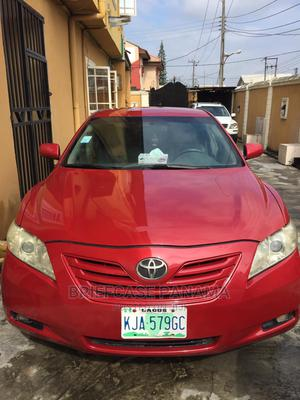 Toyota Camry 2008 2.4 LE Red   Cars for sale in Lagos State, Abule Egba
