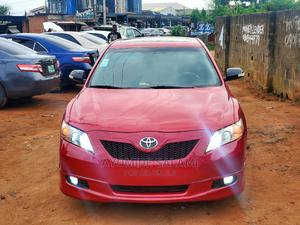Toyota Camry 2008 2.4 SE Automatic Red | Cars for sale in Lagos State, Ikotun/Igando