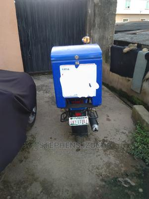 Super Gallant Hawk 2016 Blue   Motorcycles & Scooters for sale in Lagos State, Ogba