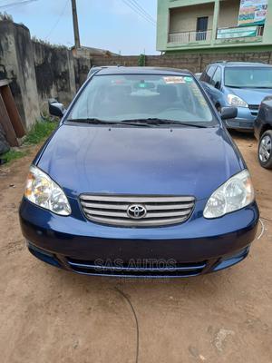 Toyota Corolla 2004 LE Blue | Cars for sale in Lagos State, Egbe Idimu