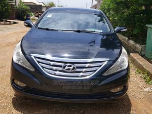 Hyundai Sonata 2012 Black   Cars for sale in Abuja (FCT) State, Apo District