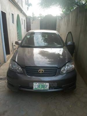 Toyota Corolla 2001 Sedan Brown | Cars for sale in Sokoto State, Binji