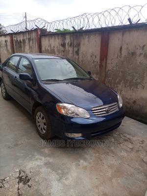 Toyota Corolla 2004 LE Blue | Cars for sale in Ogun State, Abeokuta North