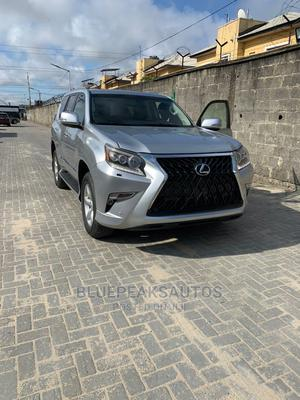 Lexus GX 2017 460 Luxury Silver | Cars for sale in Lagos State, Ikeja