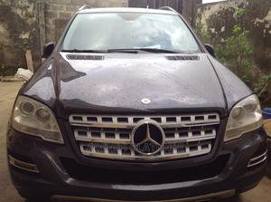 Mercedes-Benz M Class 2010 ML 350 4Matic Gray   Cars for sale in Lagos State, Ajah