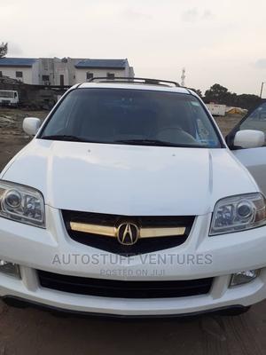 Acura MDX 2005 White | Cars for sale in Lagos State, Ikorodu