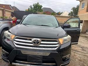 Toyota Highlander 2013 Limited 3.5l 4WD Black | Cars for sale in Imo State, Okigwe