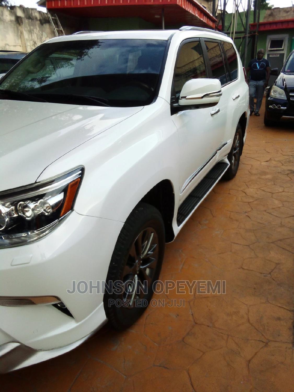 Lexus GX 2020 460 Luxury White | Cars for sale in Ikeja, Lagos State, Nigeria