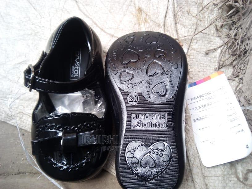 Fancy Baby Sandals
