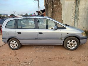 Opel Zafira 2001 Silver   Cars for sale in Ogun State, Ado-Odo/Ota