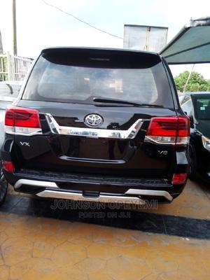 Toyota Land Cruiser 2021 5.7 V8 VX-S Black   Cars for sale in Lagos State, Ikeja