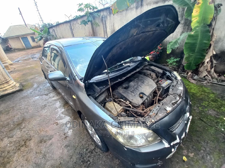 Toyota Corolla 2010 Gray | Cars for sale in Owerri, Imo State, Nigeria