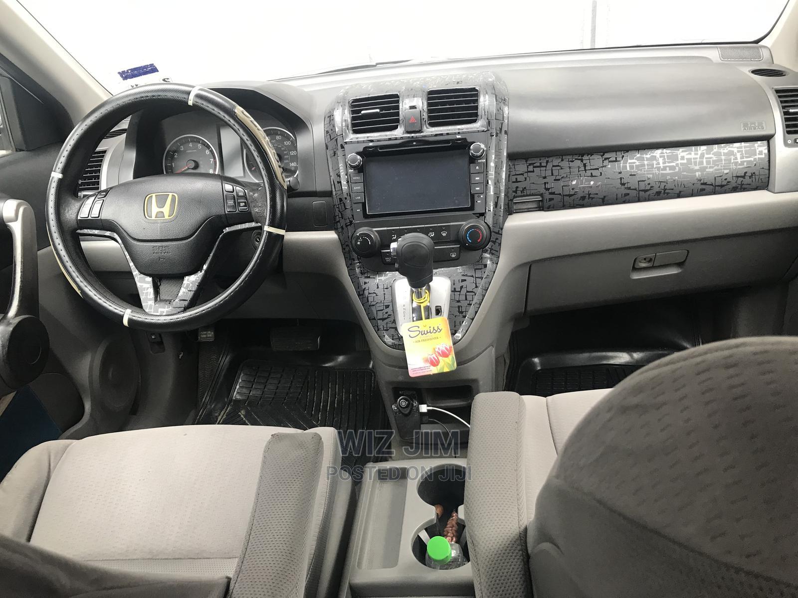 Archive: Honda CR-V 2008 2.4 EX Automatic Silver