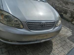 Toyota Corolla 2006 1.4 VVT-i Silver | Cars for sale in Abuja (FCT) State, Lugbe District