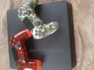 Ps4 Slim With Power Issue Only   Video Game Consoles for sale in Lagos State, Ikorodu