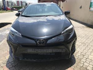 Toyota Corolla 2018 SE (1.8L 4cyl 2A) Black | Cars for sale in Lagos State, Lekki