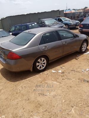 Honda Accord 2007 2.4 Exec Automatic Gold | Cars for sale in Abuja (FCT) State, Kubwa