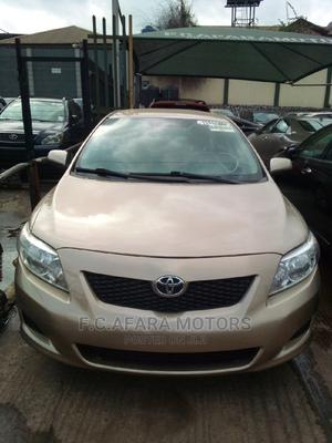 Toyota Corolla 2010 Gold | Cars for sale in Lagos State, Ojodu