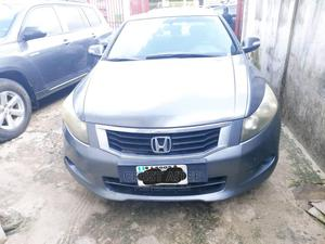 Honda Accord 2008 Gray | Cars for sale in Lagos State, Ikeja