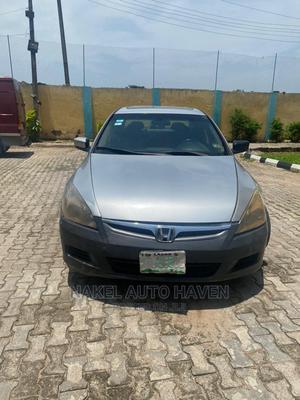 Honda Accord 2005 Sedan LX V6 Automatic Silver | Cars for sale in Oyo State, Ibadan