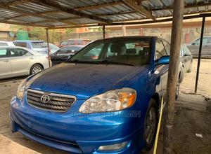 Toyota Corolla 2003 Sedan Automatic Blue | Cars for sale in Lagos State, Badagry