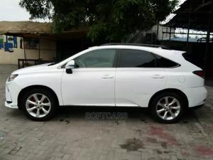 Lexus RX 2010 White | Cars for sale in Lagos State, Ojo