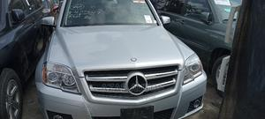 Mercedes-Benz GLK-Class 2009 Silver | Cars for sale in Lagos State, Ikeja