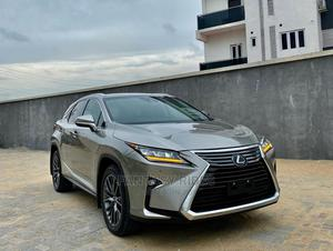 Lexus RX 2019 350 FWD Gold   Cars for sale in Lagos State, Lekki