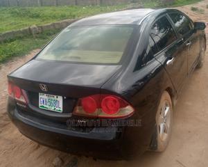 Honda Civic 2009 Black | Cars for sale in Abuja (FCT) State, Gwagwalada